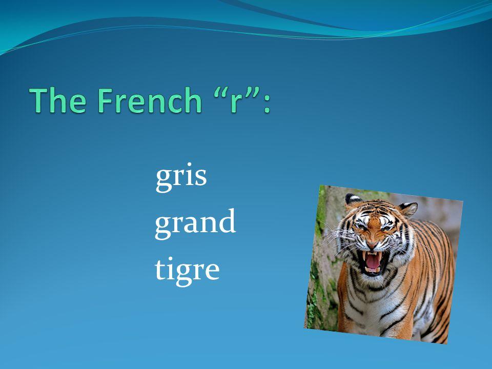très après Pronounced treh Pronounced ah-preh è pronounced eh