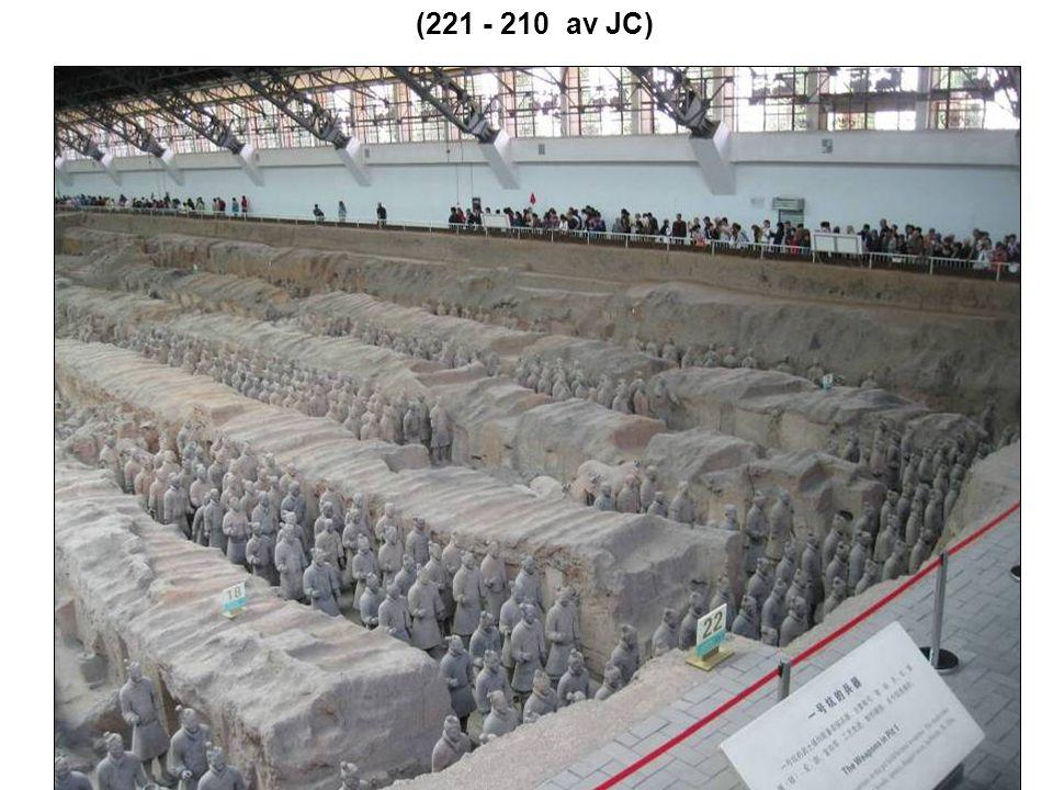 de l'empereur Shi Huangdi