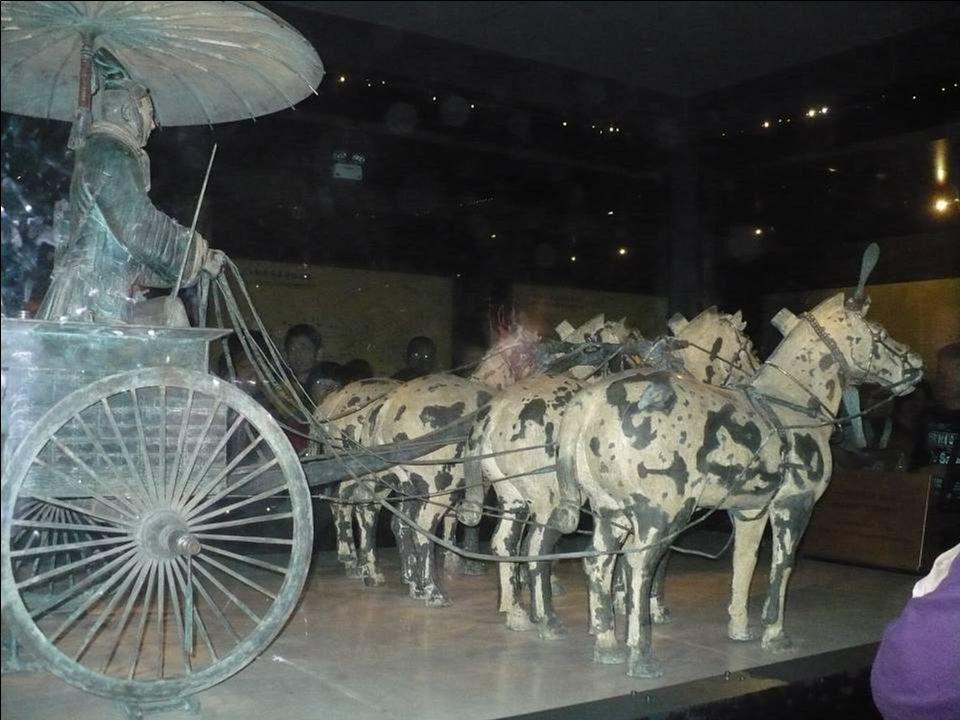 Les chariots de bronze