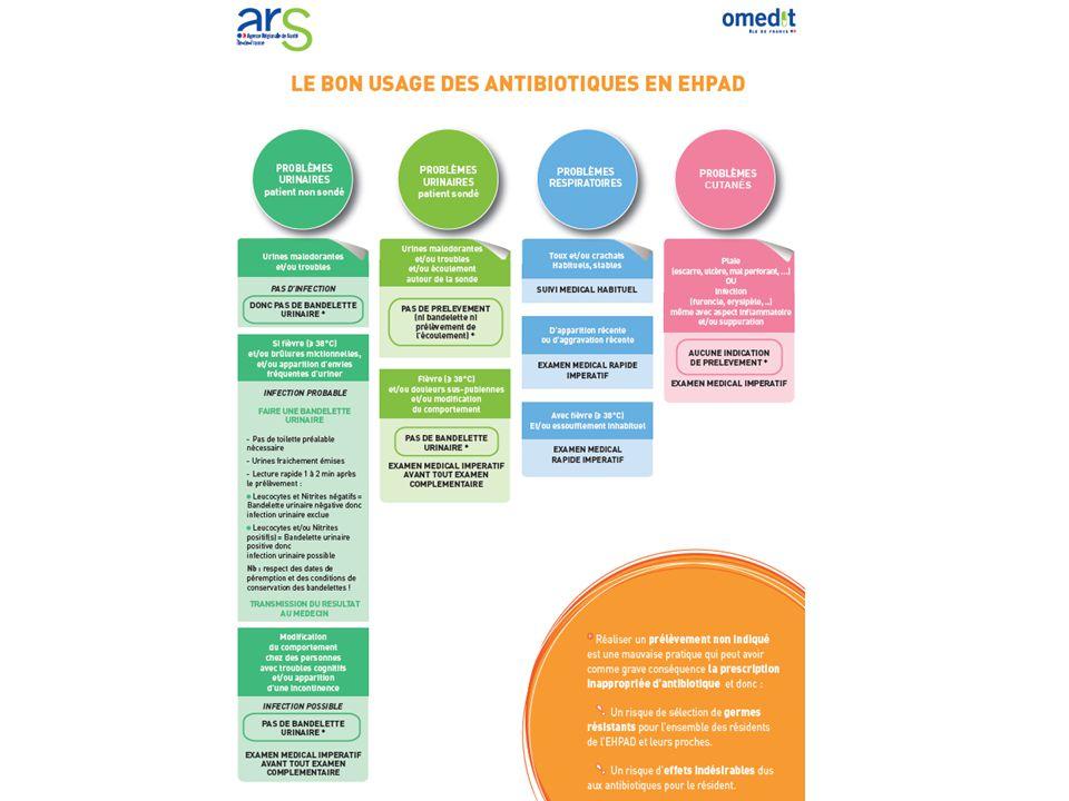 Kit pédagogique BU antibiotiques en EHPAD