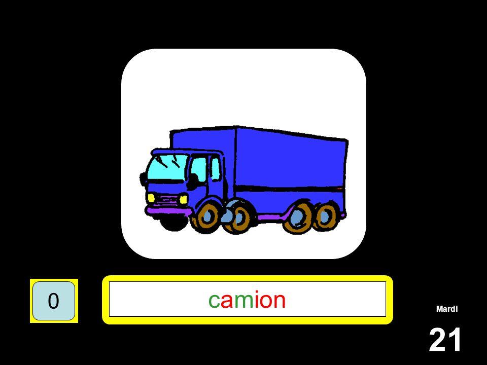 Mardi 21 1510515 ****** 15105 C*M*** 151055 CAMION 151050 camion 151050
