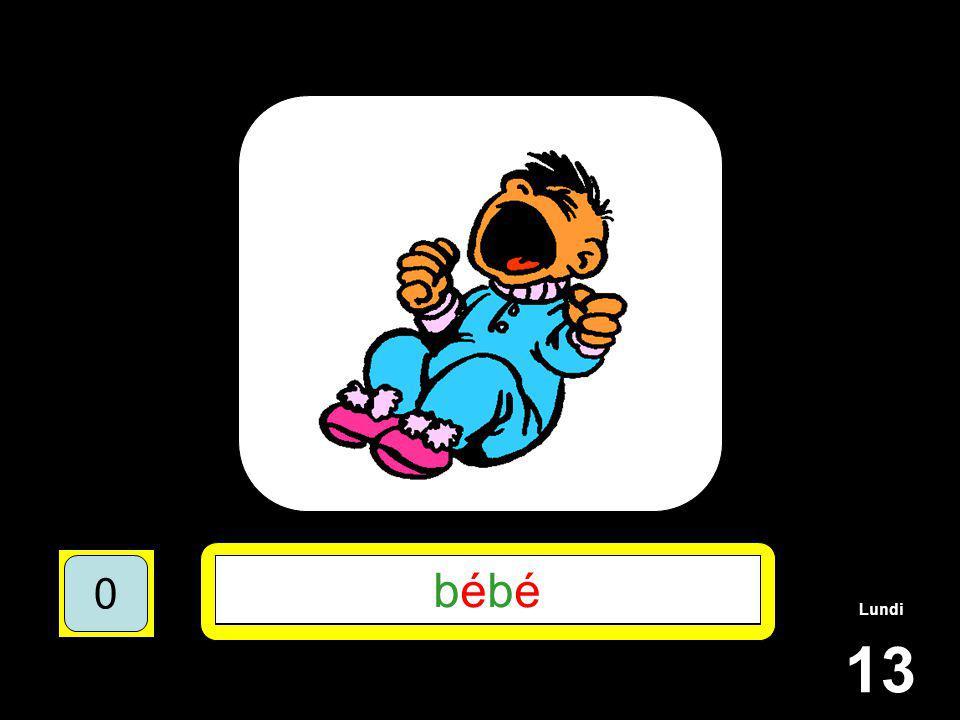 Lundi 13 1510515 ******** 105 B*B*B*B* 151055 BEBEBEBE 151050 bébébébé 151050