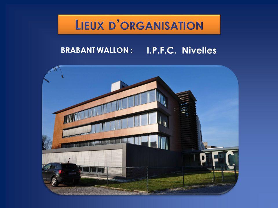 BRABANT WALLON : I.P.F.C. Nivelles