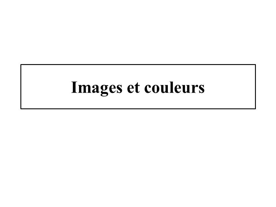 Les différents types d'images Les images numériques se divisent en deux catégories: les images matricielles (bmp) et les images vectorielles (gif, jpeg et png).