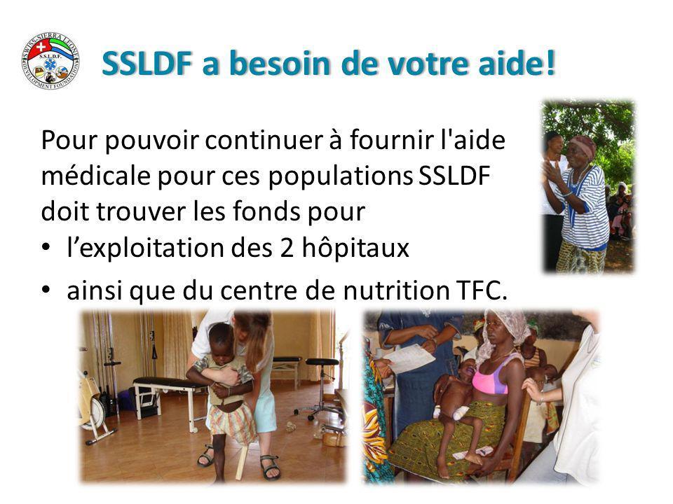 SSLDF a besoin de votre aide!SSLDF a besoin de votre aide.
