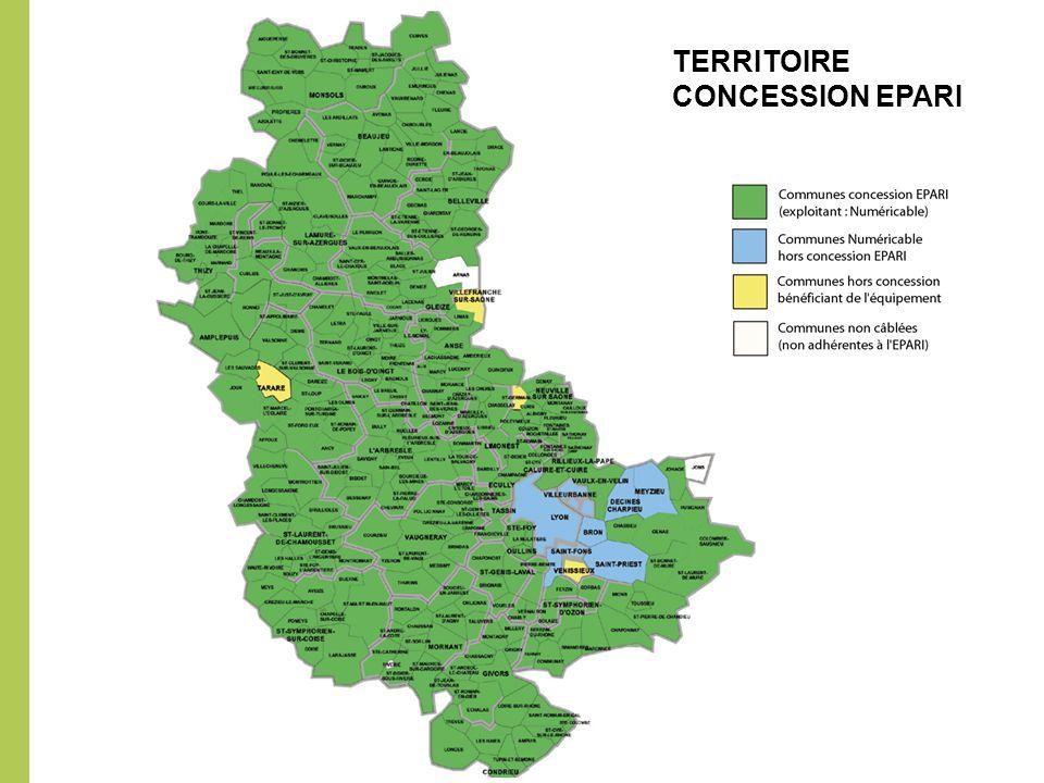 TERRITOIRE CONCESSION EPARI