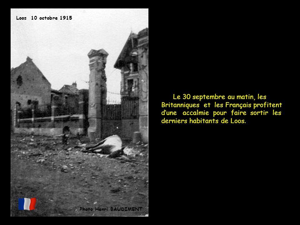 French, ayant épuisé ses réserves en hommes, téléphone à Joffre le 28 septembre pour demander de l'aide. Joffre lui envoi l'ensemble du 9 ème corps d'