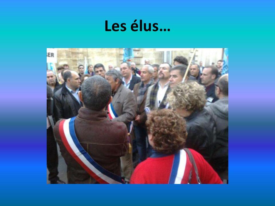 La FPIP REMERCIE La population libournaise de s'être associée massivement à notre mouvement et d'avoir signé la pétition contre la fermeture de leur c