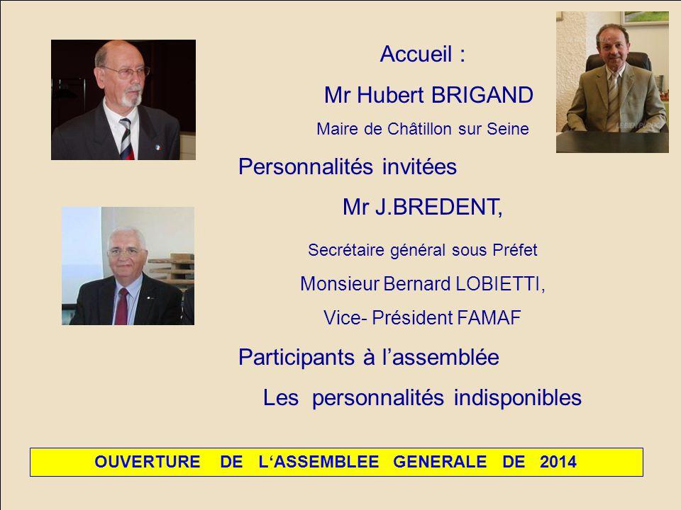 ASSOCIATIONS DES ANCIENS MAIRES ET ADJOINTS DE COTE D'OR A.D.A.M.A 21 http://adama21.jimdo.com/ Accueil : Mr Hubert BRIGAND Maire de Châtillon sur Sei