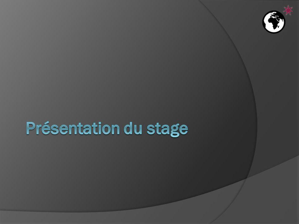  Intitulé du stage : « Au sein de l'équipe Tools vous participerez au développement de l'éditeur de niveaux intégré au pipeline de production des jeux » Le stage