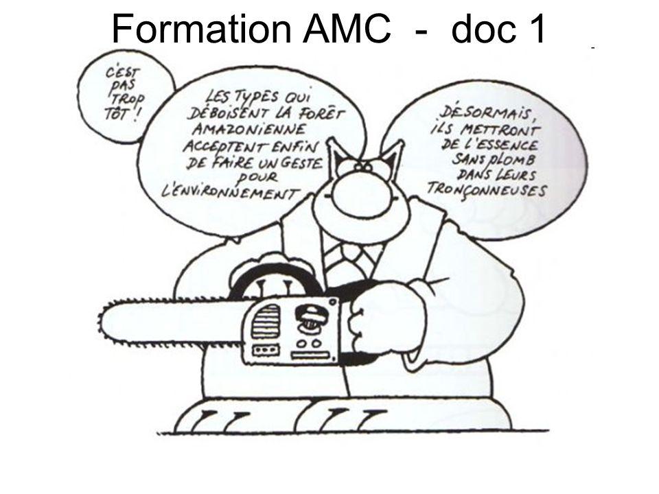 Formation AMC - doc 1
