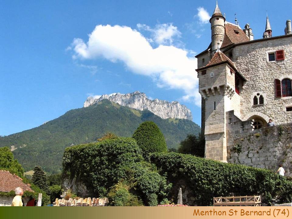 Menthon-Annecy (74) Menthon St Bernard (74)