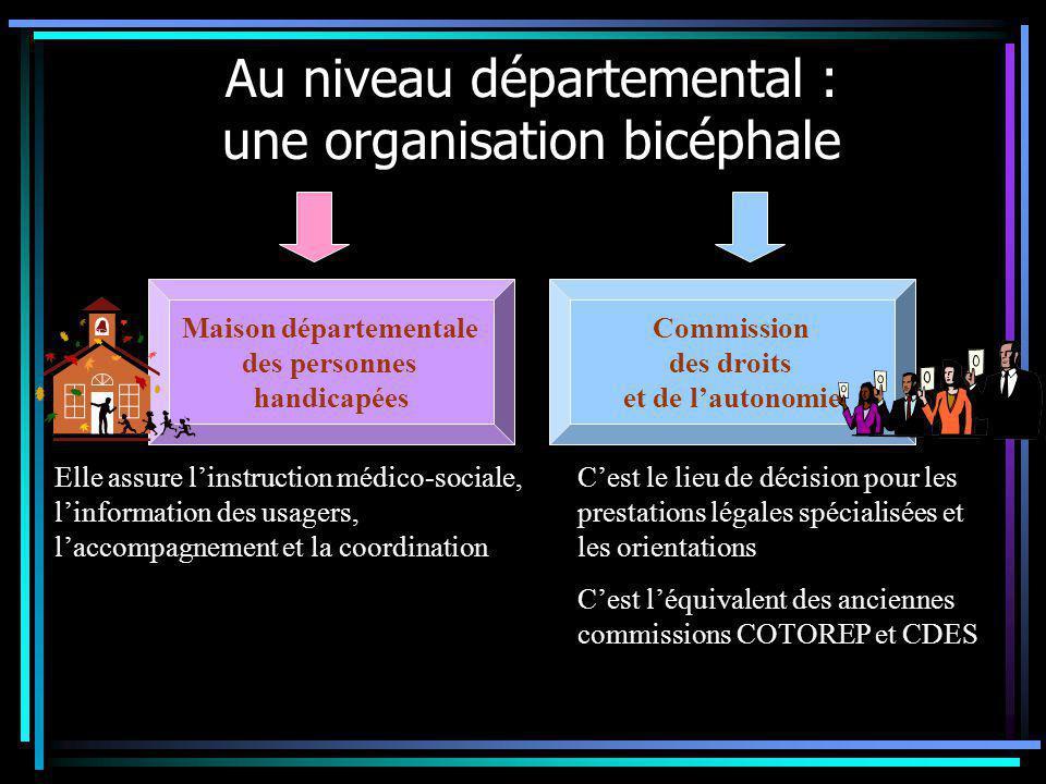 La maison départementale des personnes handicapées de l'Isère (MDPHI) Les missions