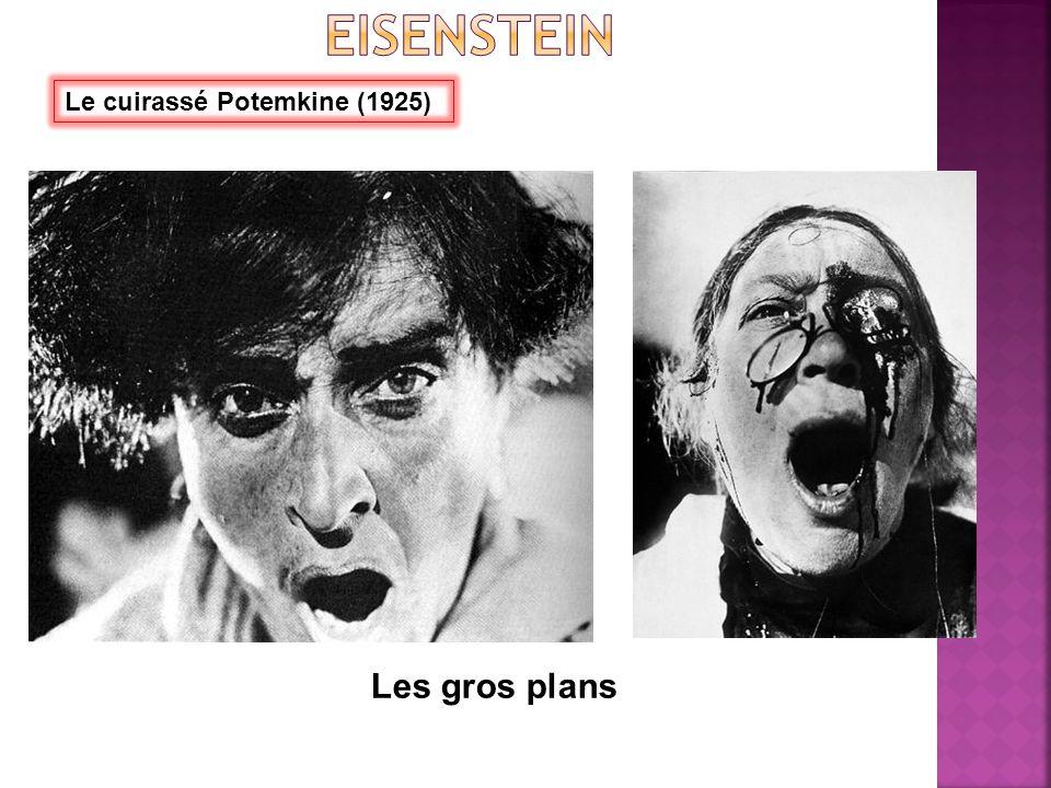 Le cuirassé Potemkine (1925) Les gros plans