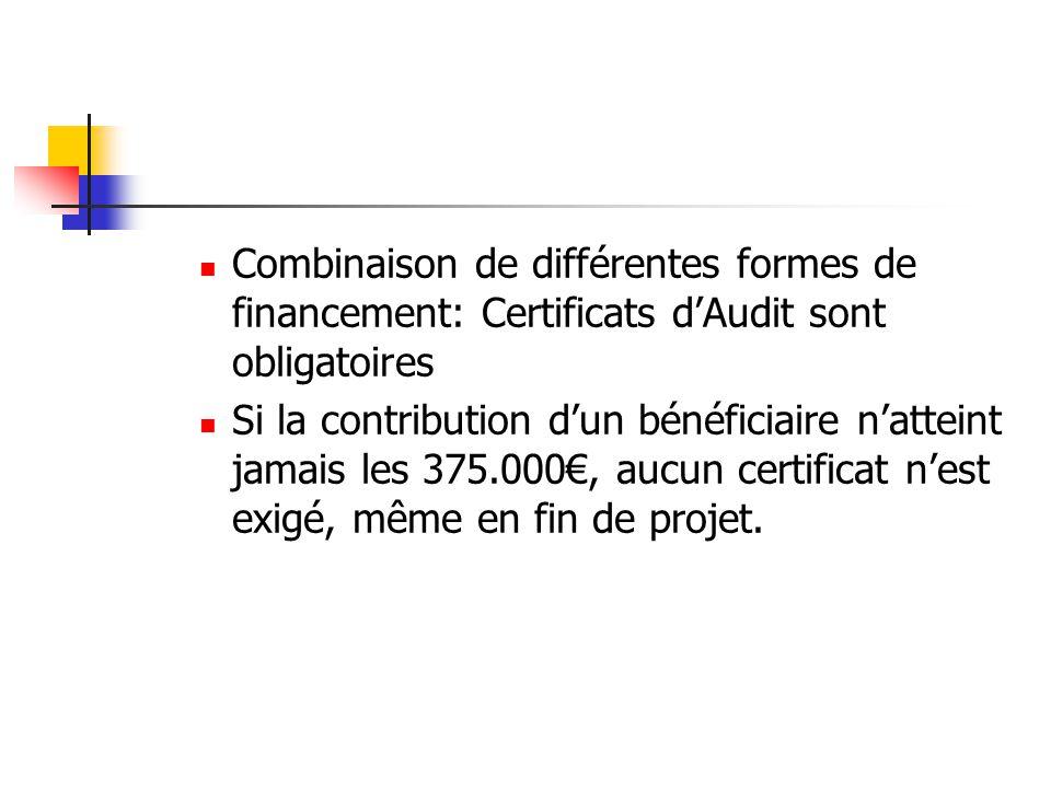 Les audits de la Commission à tout moment au cours du contrat et jusqu'à cinq ans après la fin du projet, soit par des auditeurs externes, soit par les services de la Commission eux- mêmes Les contractants doivent conserver, pendant une période de 5 ans à partir de la fin du projet, les originaux de tous les documents concernant la convention