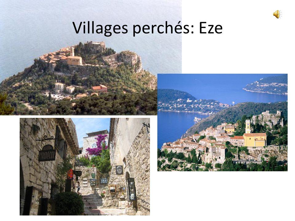 Les villages perchés: Baux-de-Provence