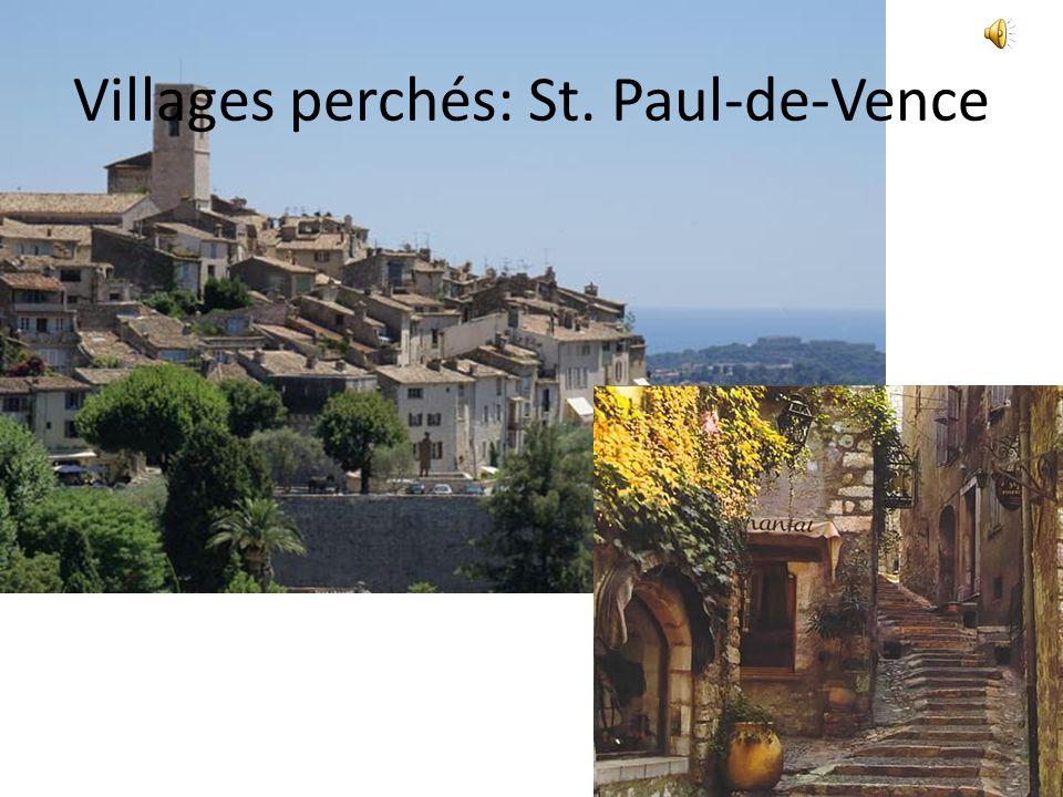 Villages perchés: Eze