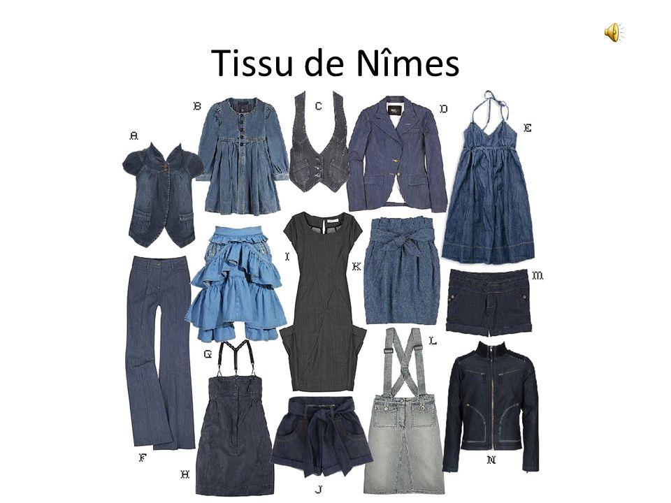 Tissu de Nîmes
