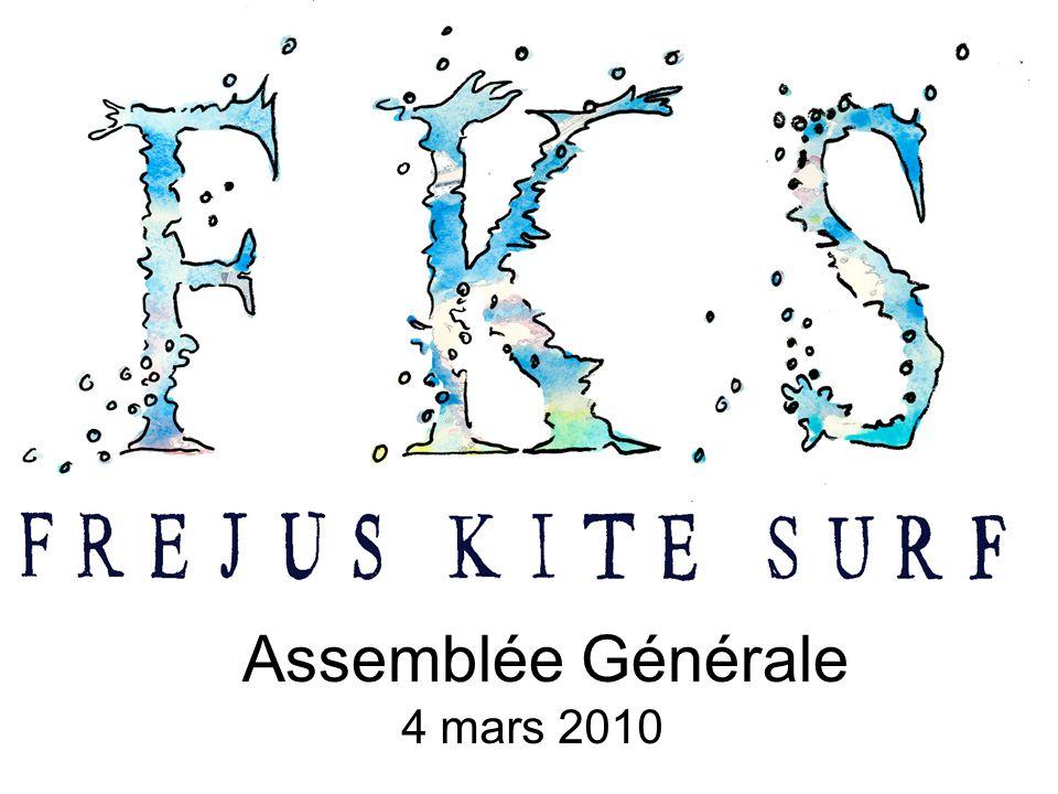 Assemblée Générale 4 mars 2010