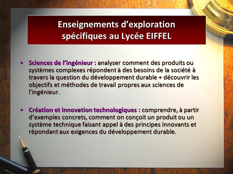 Sciences de l'ingénieur : analyser comment des produits ou systèmes complexes répondent à des besoins de la société à travers la question du développe