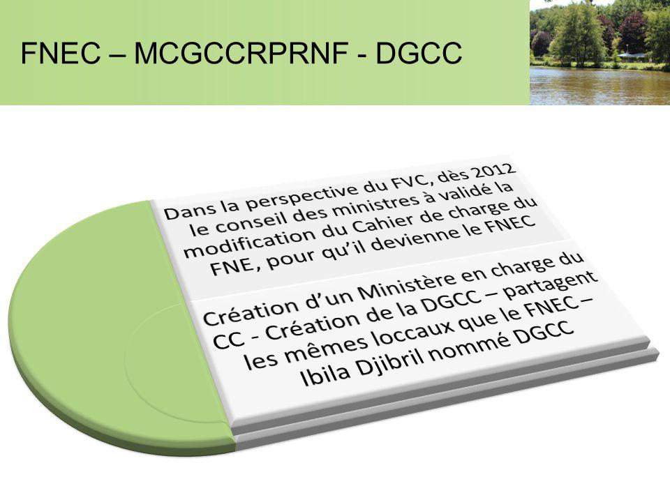 FNEC – MCGCCRPRNF - DGCC
