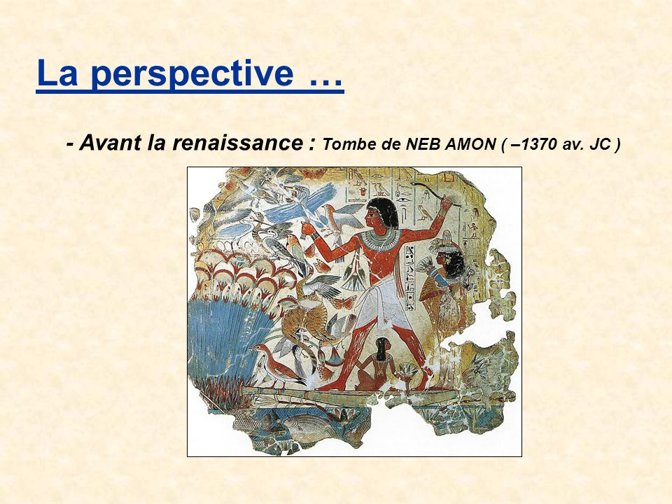 La perspective … - Avant la renaissance : Giotto, 1304-06 Crucifixion