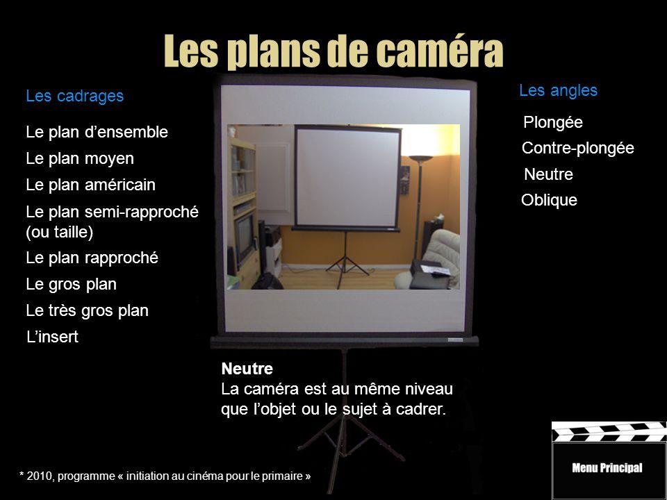 La caméra * 2010, programme « initiation au cinéma pour le primaire » zoomviseur lentille Écran LCD micro interne