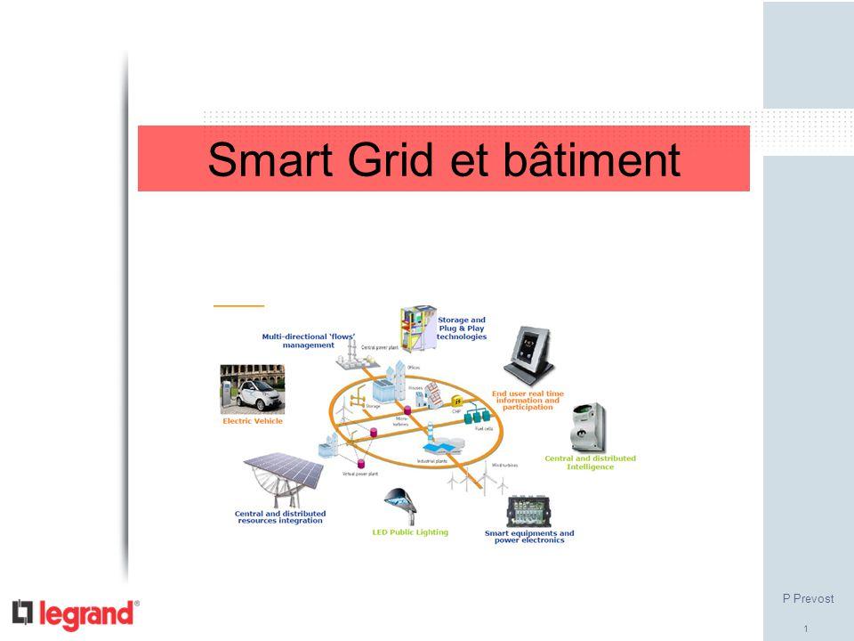 1 Smart Grid et bâtiment P Prevost