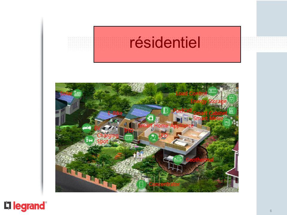 6 résidentiel