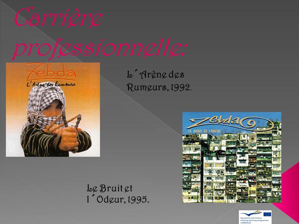 Son Histoire: -Tout commence en 1985, lorsque l'association Vitecri de Toulouse crée un groupe pour aider les jeunes (Zebda Bird) consistant Magyd (ch