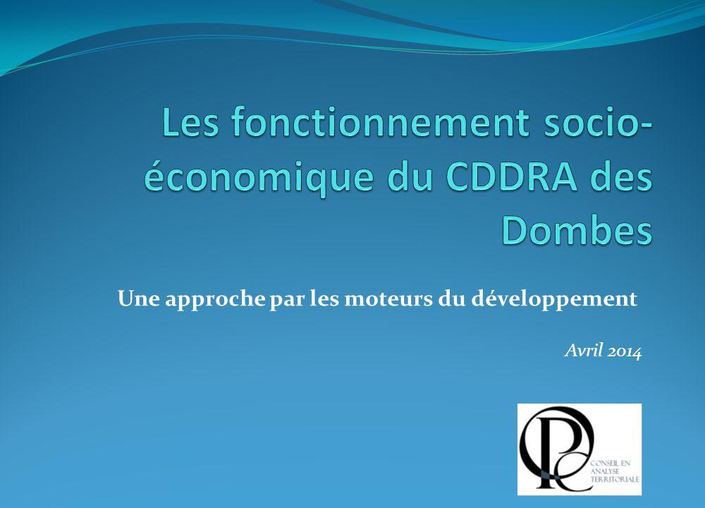 Plan Introduction Partie 1 : Les moteurs du développement du territoire Partie 2 : Dynamique économique du territoire Partie 3 : Le niveau de développement social du territoire Conclusion 2