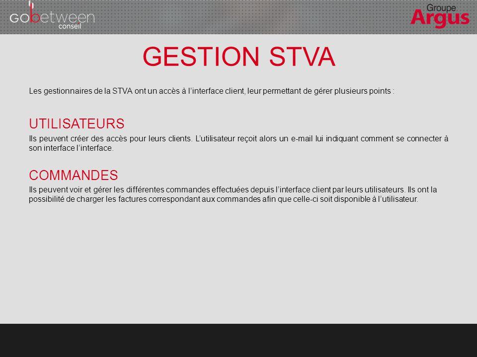 INTERFACE CLIENT Les utilisateurs ont accès à plusieurs fonctionnalités : Passer une nouvelle commandes Les utilisateurs peuvent passer de nouvelles commandes de prestation (voir la fiche « Processus de commande »).