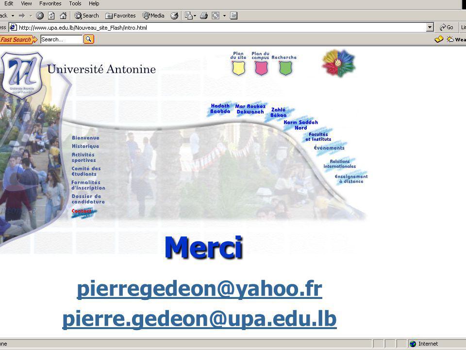 39 Merci Merci pierregedeon@yahoo.fr pierre.gedeon@upa.edu.lb