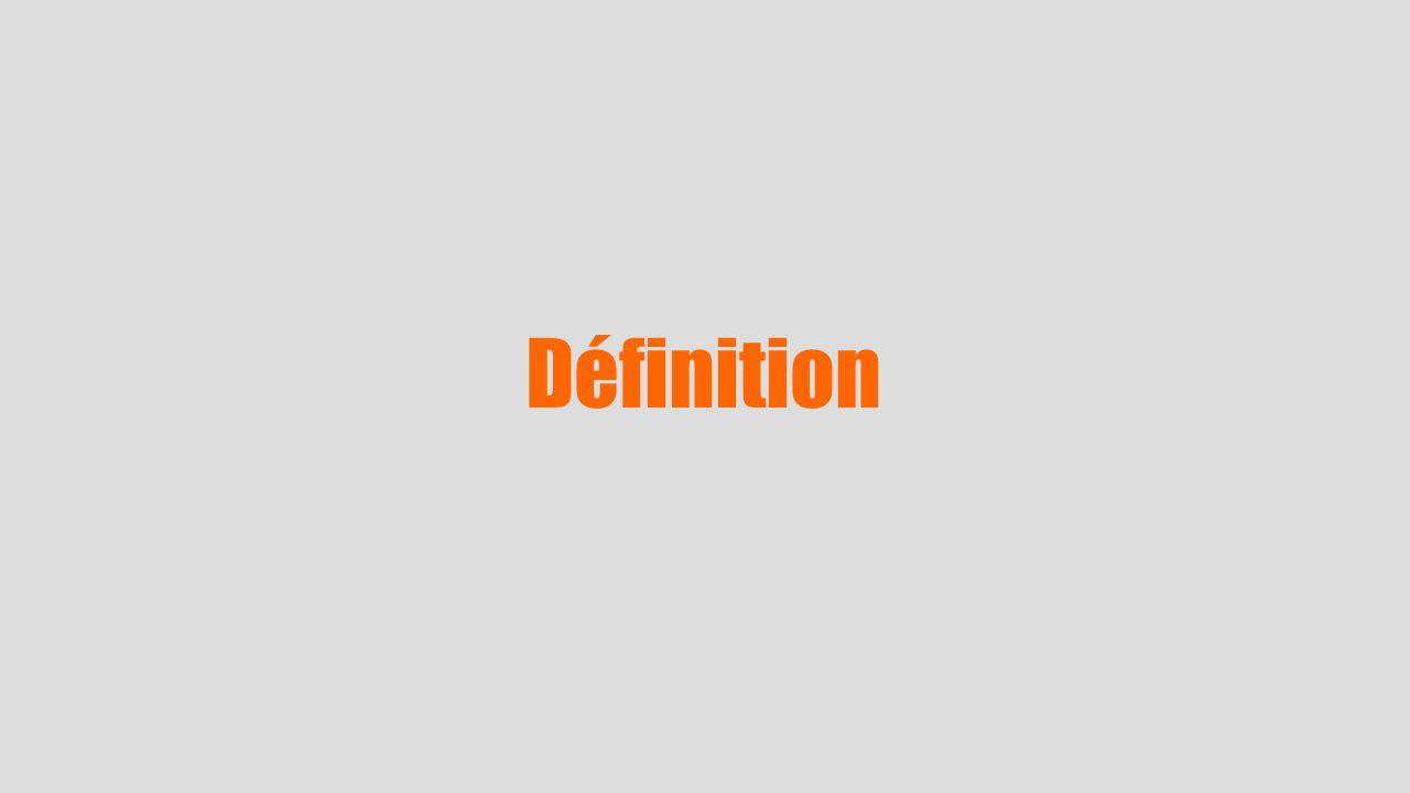 Définition