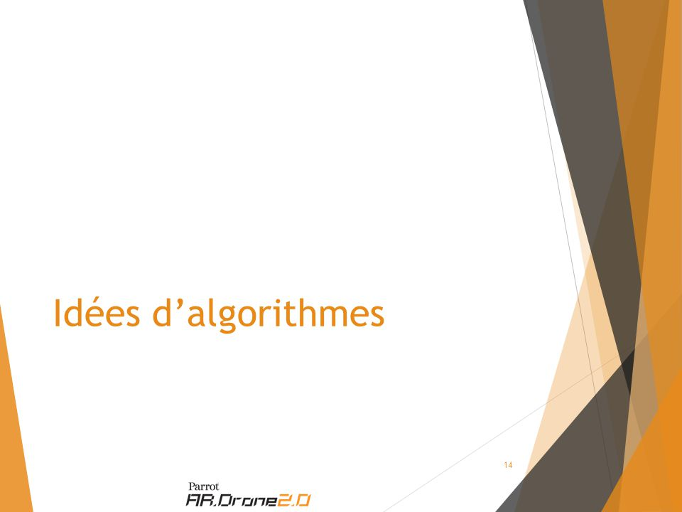 Idées d'algorithmes 14
