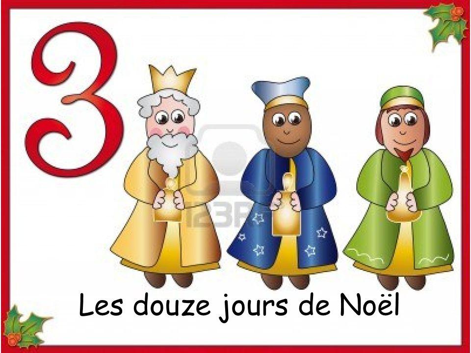 Les douze jours de Noël