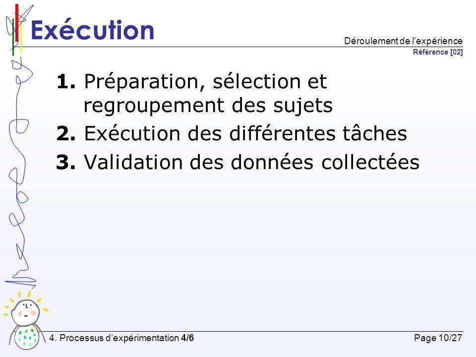 Analyse 1.Les données sont caractérisées en utilisant les statistiques descriptives 2.