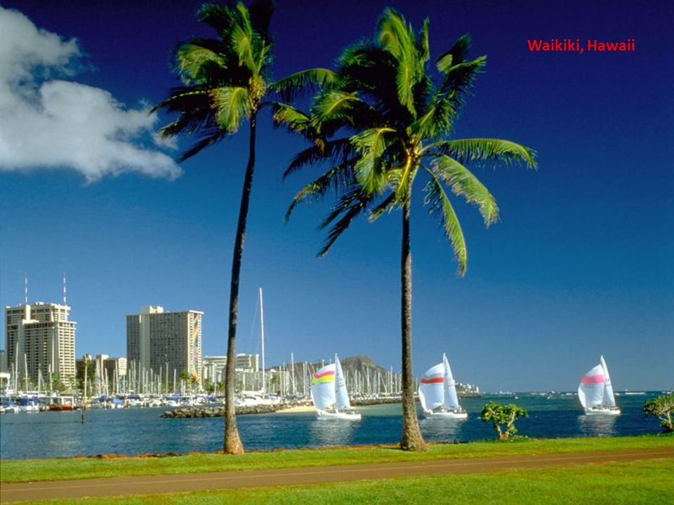 Waikiki, Hawaii