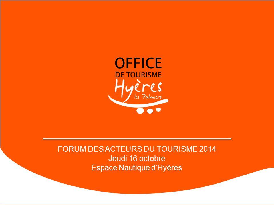 ET POUR POURSUIVRE EN 2015… Une Ville et un Office de Tourisme à vos côtés : >avec une équipe dynamique et professionnelle >attentive aux marchés en perpétuelle évolution.