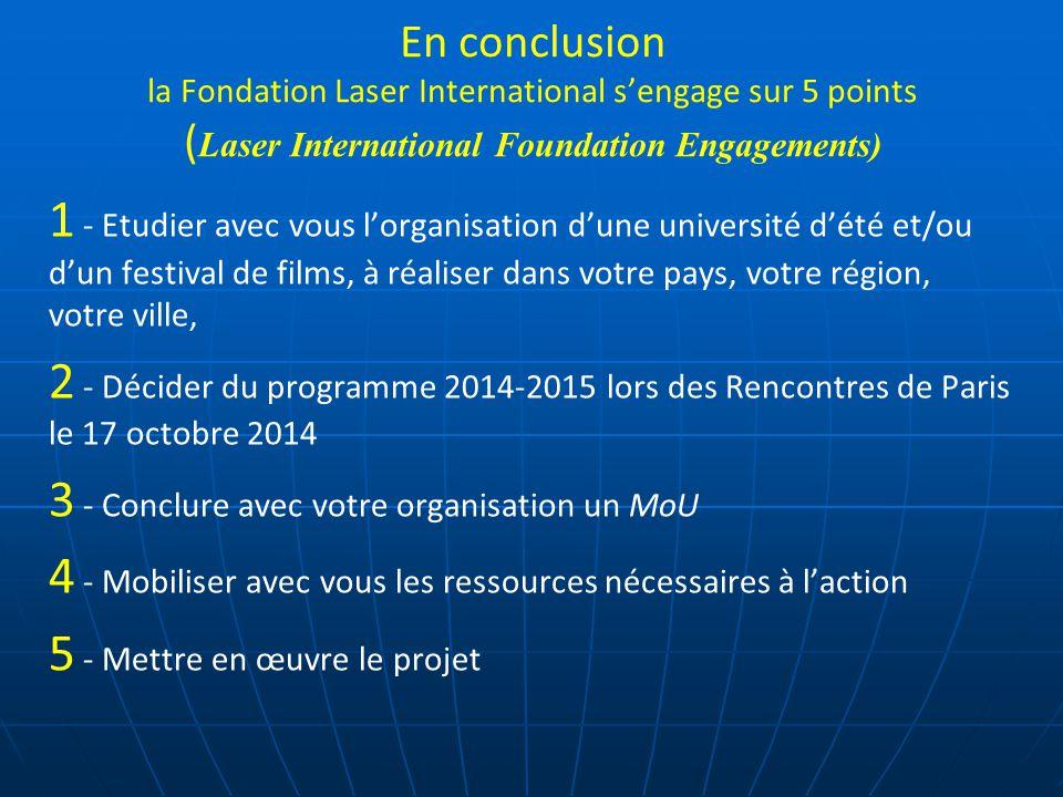 Films présentés Les films, proviennent de toutes les régions du monde et ont été produits au cours des 5 dernières années.