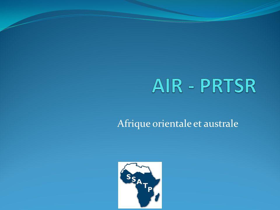 Objectifs de l'AIR 1.