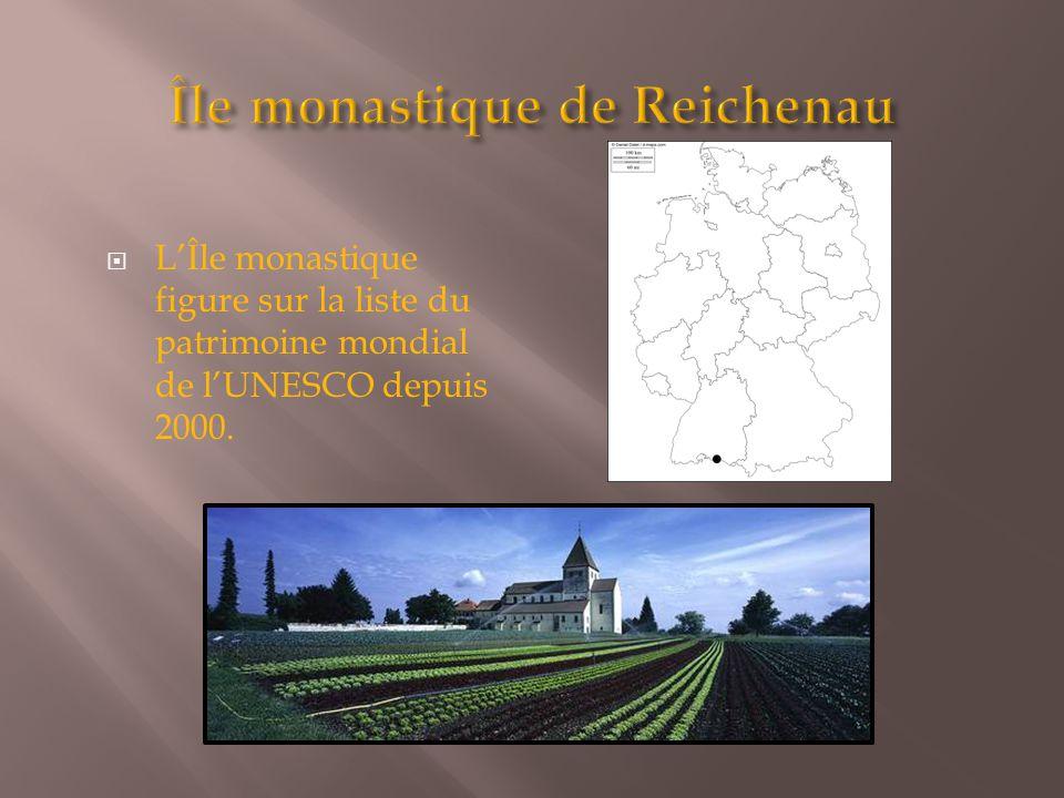  L'Île monastique figure sur la liste du patrimoine mondial de l'UNESCO depuis 2000.