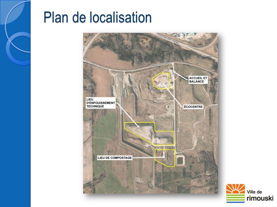 Plan de localisation