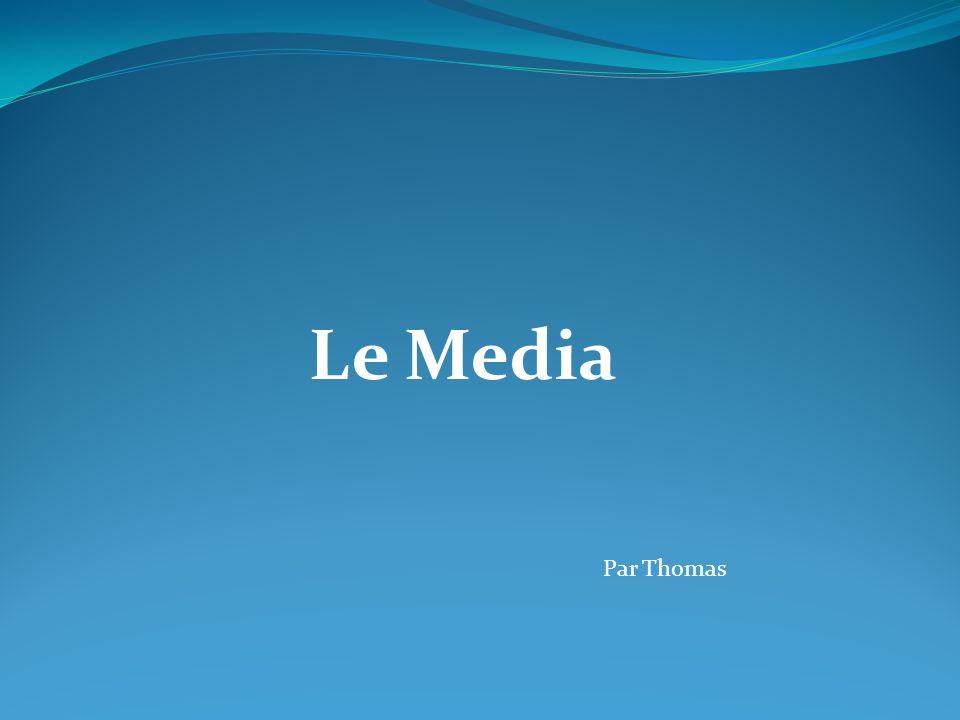 Le Media Par Thomas