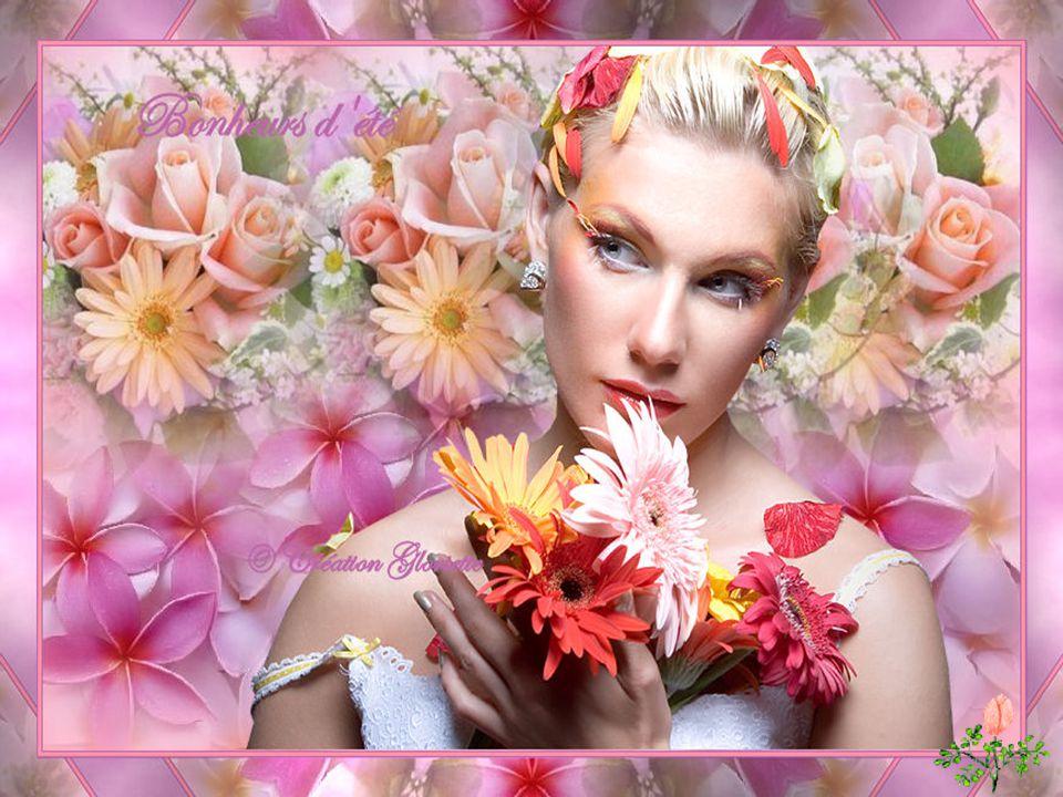 L'églantine parle de bonheur On l'entend fébrilement murmurer La marguerite d'un air enchanteur Nous parle des bonheurs d'été Le soir les paupières closes Mes souvenirs les plus heureux Et toutes les plus jolies roses Sont des boutons d'or audacieux..