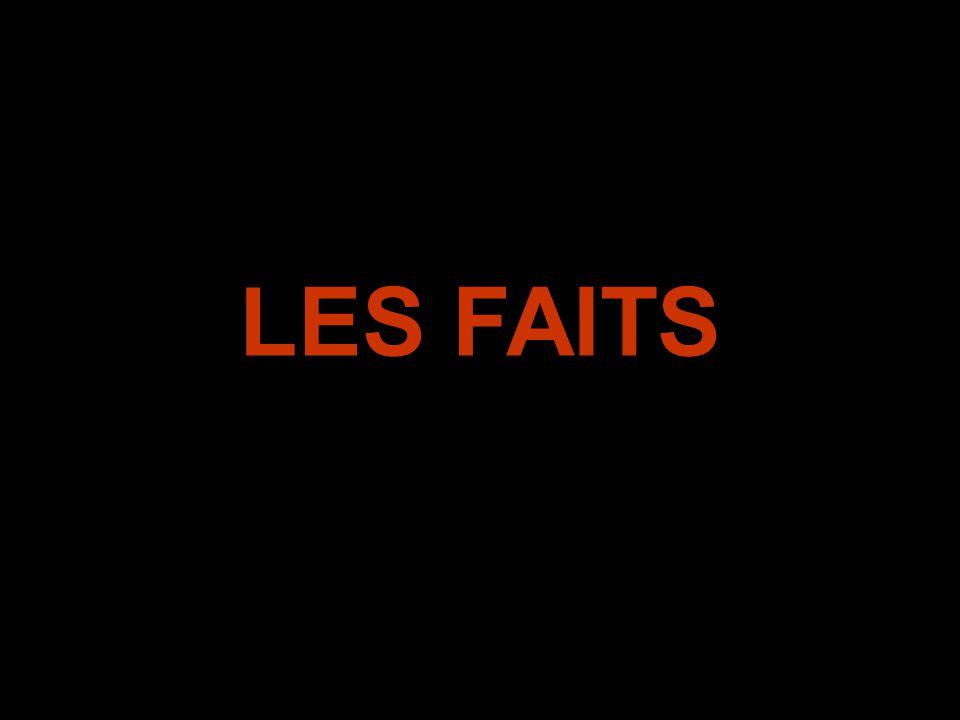 LES FAITS