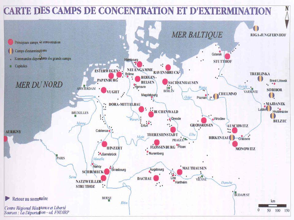 Le 7 décembre 1943, un groupe de 30 Francs-Tireurs Partisans du Nord Pas-de-Calais arrivaient à ESTERWEGEN. 7 d'entre eux sont installés à la baraque
