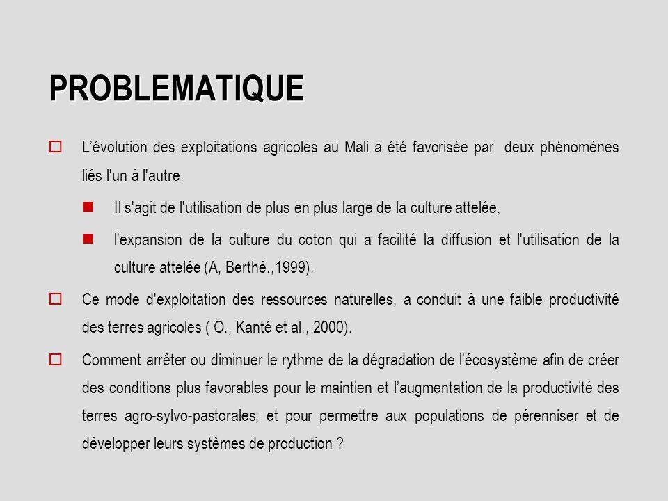 LES BENEFICES DE L'ADOPTION DES COURBES DE NIVEAU: UNE APPROCHE D'AMELIORATION DE LA PRODUCTIVITE A.A. BERTHE, O. P. KANTE, A. BERTHE, M. D. DOUMBIA,