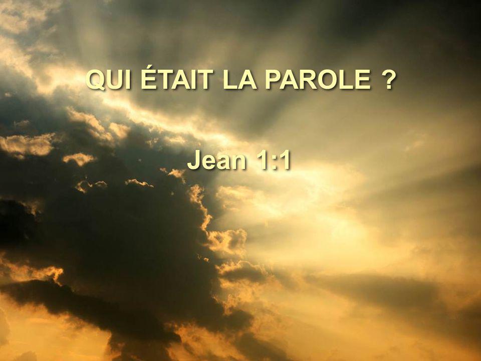 Dieu a tant aimé le monde, qu'il a donné son Fils unique, afin que quiconque croit en lui ne périsse point, mais qu'il ait la vie éternelle.