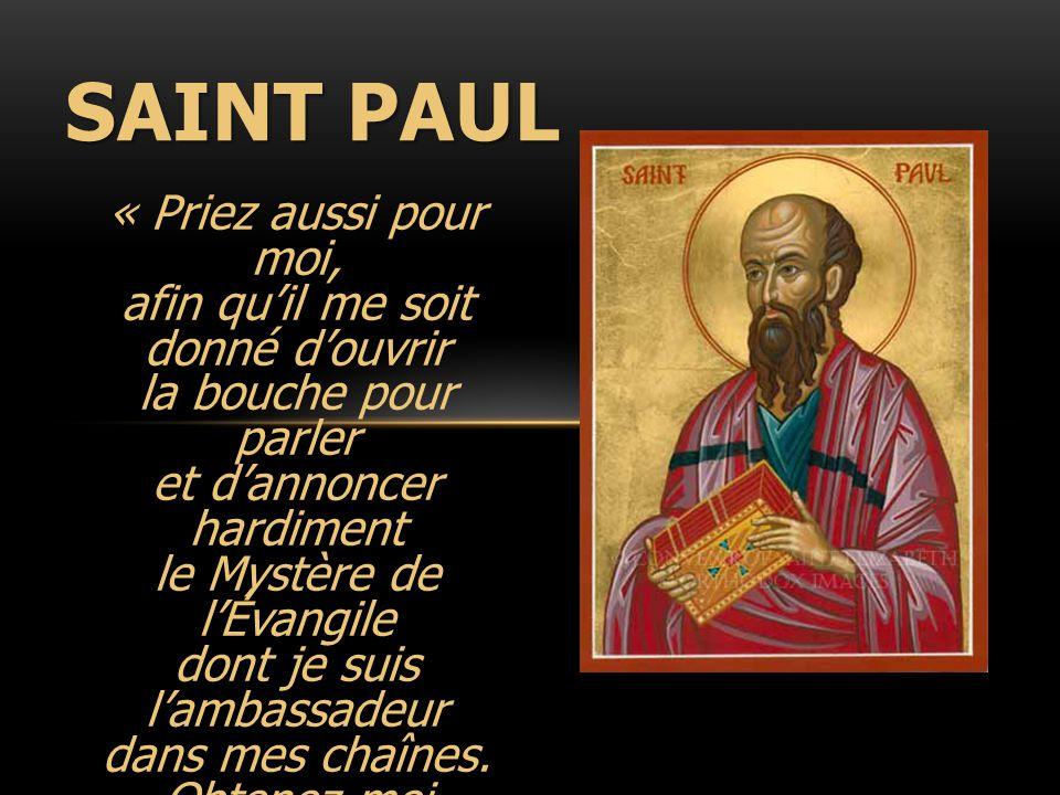 54-57 Paul séjourne à Éphèse vers 54-56 Épître aux Philippiens Ephèse 53 - 58 Troisième mission de Paul